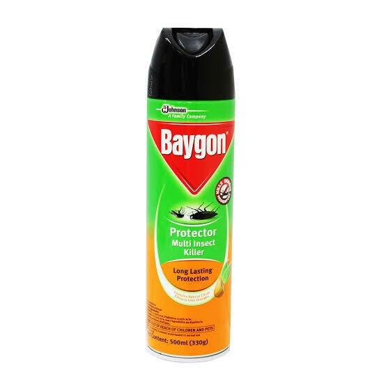 BAYGON INSECTICIDE ORANGE SCENT 300ML
