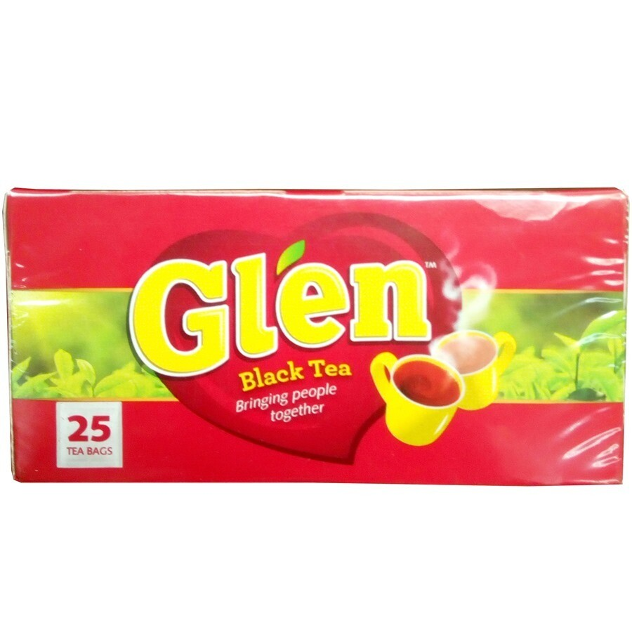 GLEN BLACK TEA 25'S 45G
