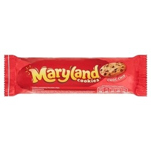 MARYLAND COOKIES CHOC CHIP & COCONUT 136G