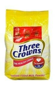 THREE CROWNS INSTANT FILLED MILK POWDER SACHET 750G