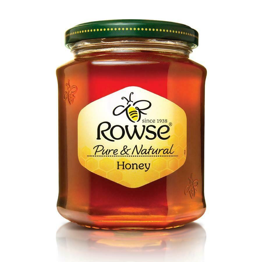 ROWSE HONEY 340G GLASS BOTTLE