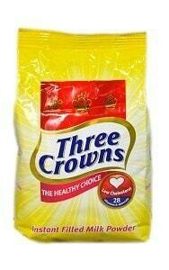 THREE CROWN MILK POWDER 350GM SACHET