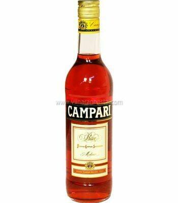 CAMPARI - IMPORTED 1LTR