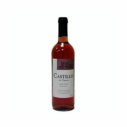 CASTILLO ROSE WINE TEMPRANILLO 75CL