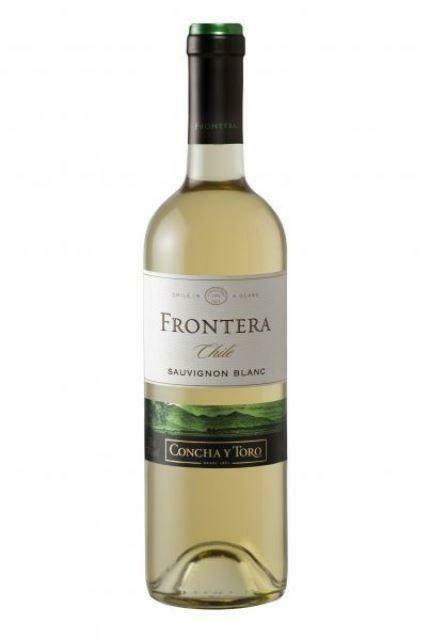 FRONTERA CHILE SAUVIGNON BLANC 750ML