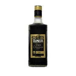 OLMECA FUSION DARK CHOCO. LIQUEUR 750ML