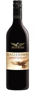 WOLF BLASS EAGLEHAWK CBRNT SUVGN 750ML