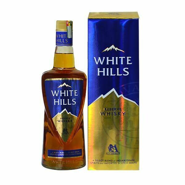 WHITE HILLS RESERVE WHISKY 750ML