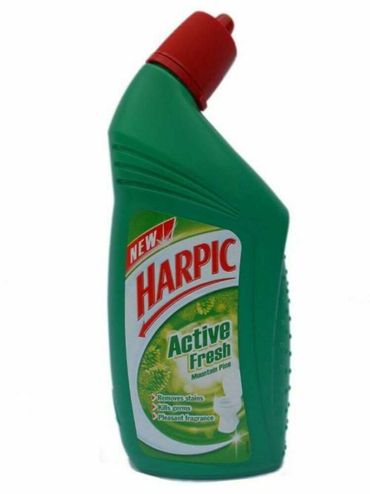 HARPIC ACTV.CLEAN GEL MOUNTAIN PINE 425ML