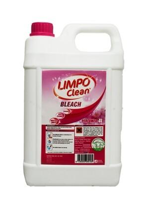 LIMPO CLEAN BLEACH PERFUMED 4L