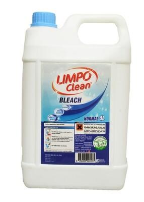LIMPO CLEAN BLEACH NORMAL 4L