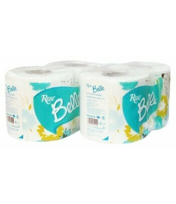 BOULOS ROSE CARLA 3PLY PCKT H/CHIEF 10'S