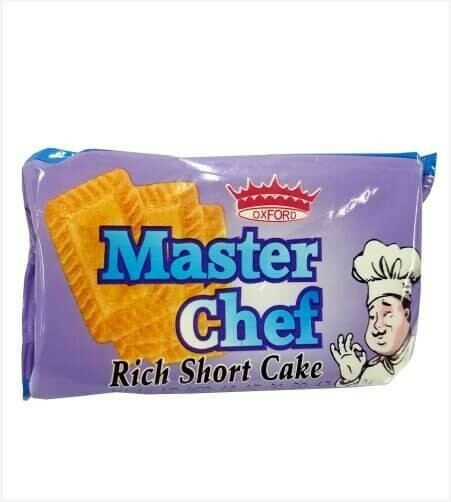 OXFORD MASTER CHEF RICH SHORT CAKE BISCUITS 75G