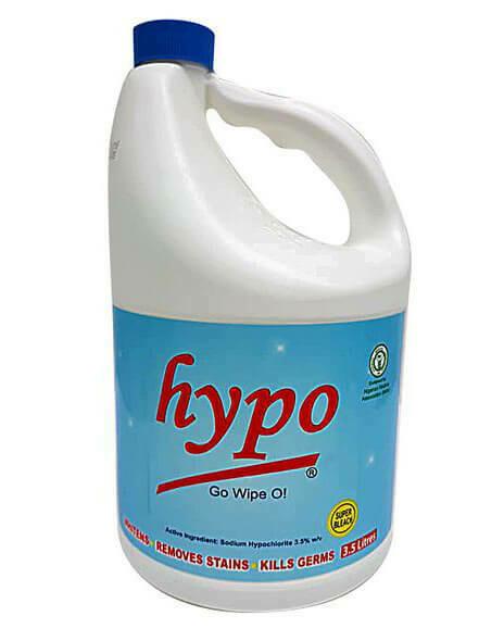 HYPO BLEACH 1.5 LITRE JAR