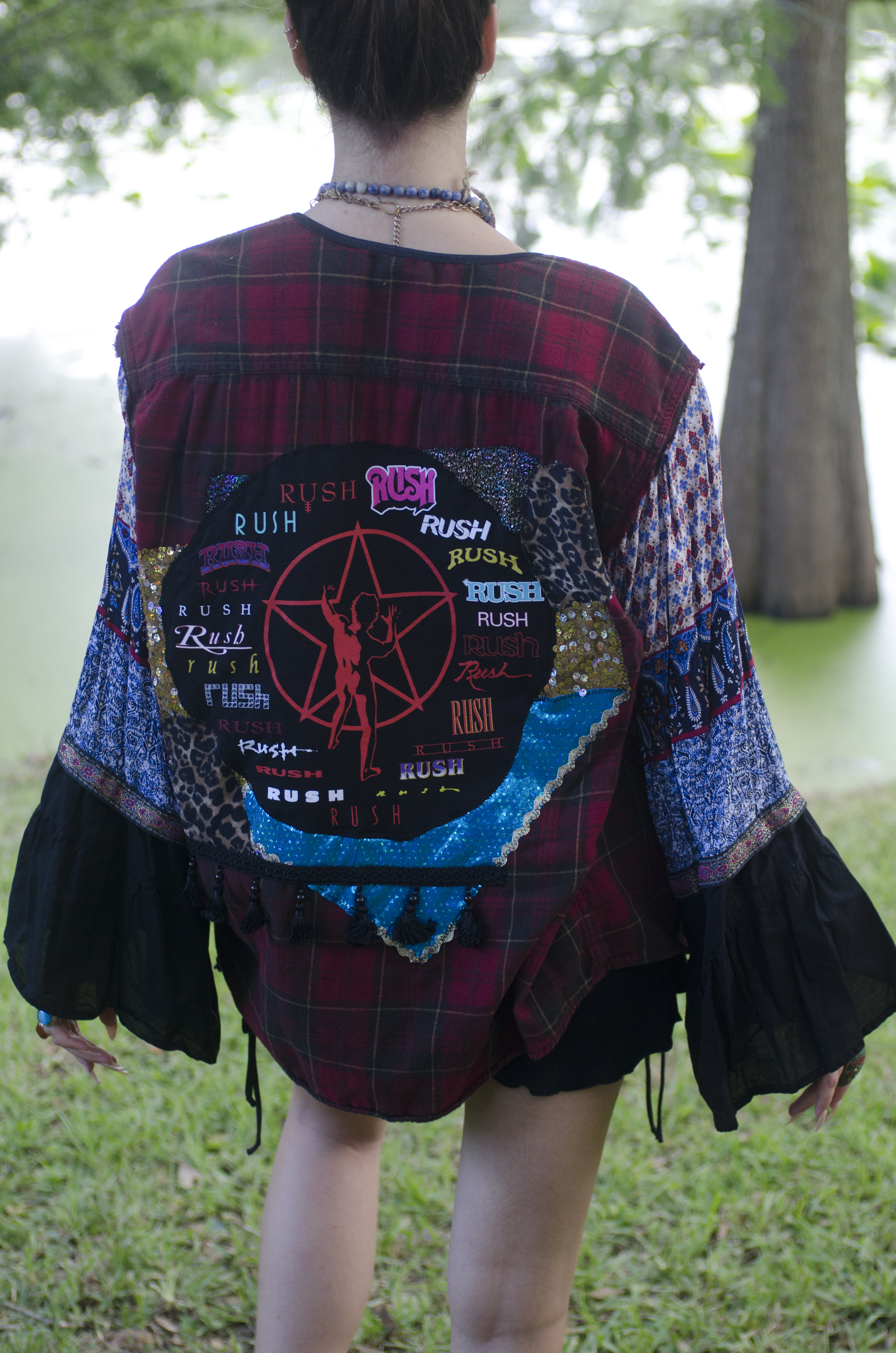 Create your own Foxy Lady Band/Artist Gypsy Recycled Eco Friendly Shirt