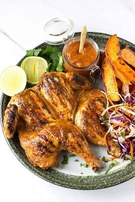 Tunisian Piri Piri Chicken