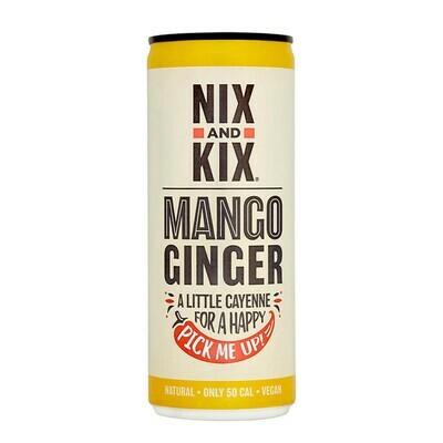 Mango and Ginger
