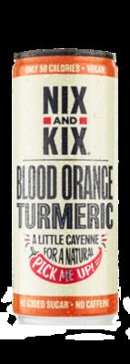 Blood Orange and Turmeric