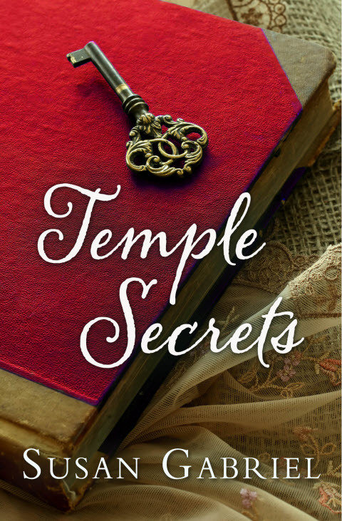 Temple Secrets - paperback, autographed by author
