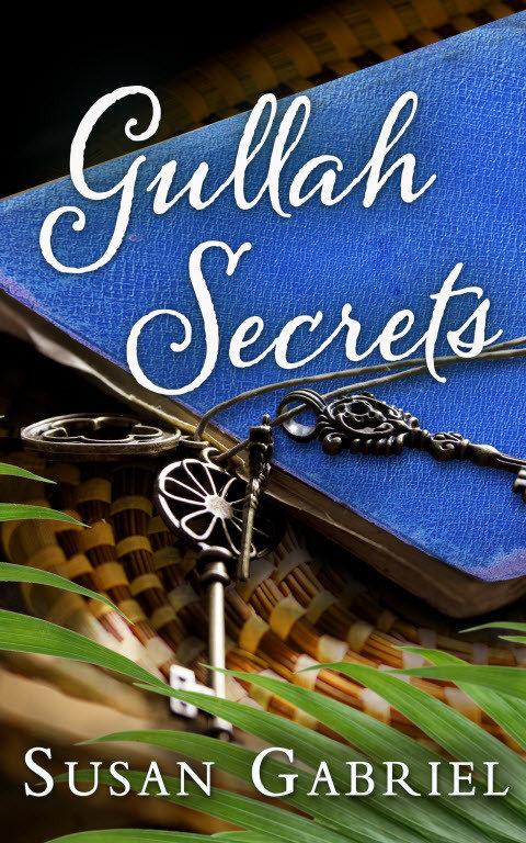 Gullah Secrets - paperback, autographed by author