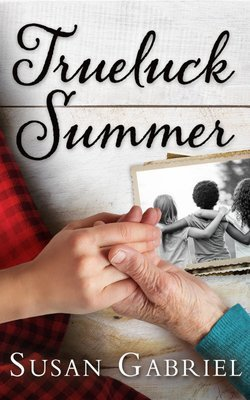 Trueluck Summer - paperback, autographed by author