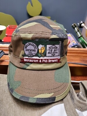 Willibrew Camouflage Cap