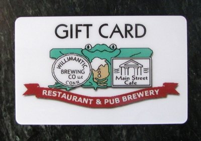Willibrew Gift Card $50