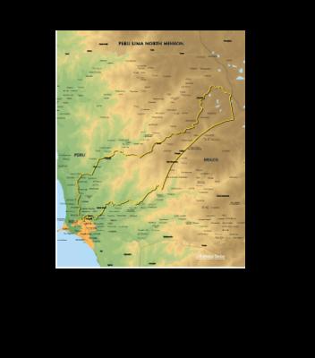 Peru Lima North Mission LARGE (11X14) Digital Download Only
