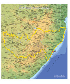 South Africa Durban Mission LARGE (11X14) Digital Download Only