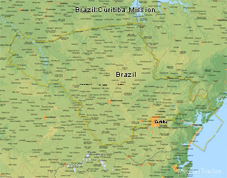 Brazil Curitiba Mission LARGE (11X14) Digital Download Only