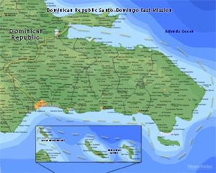 Dominican Republic Santo Domingo East Mission MEDIUM (8X10) Digital Download Only
