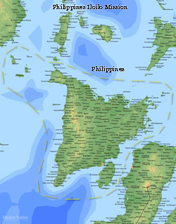 Philippines Iloilo Mission LARGE (11X14) Digital Download Only