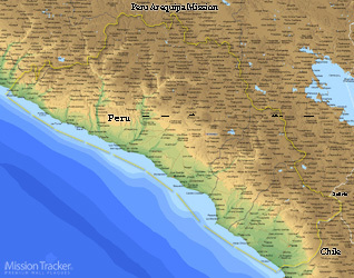 Peru Arequipa Mission Medium (8X10) Digital Download Only