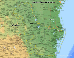 Mexico Reynosa Mission MEDIUM (8X10) Digital Download Only
