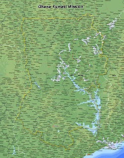 Ghana Kumasi Mission Large (11X14) Digital Download Only