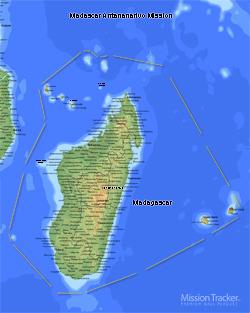 Madagascar Antananarivo Medium (8X10) Digital Download Only