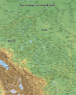 Bolivia Santa Cruz North Mission Medium (8X10) Digital Download Only