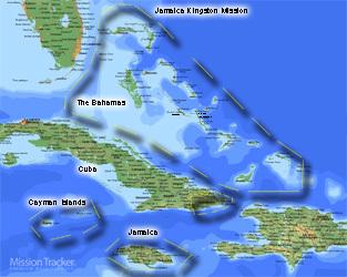 Jamaica Kingston Mission Medium (8X10) Digital Download Only