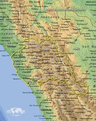 Peru Trujillo North Mission Large (11X14) Digital Download Only