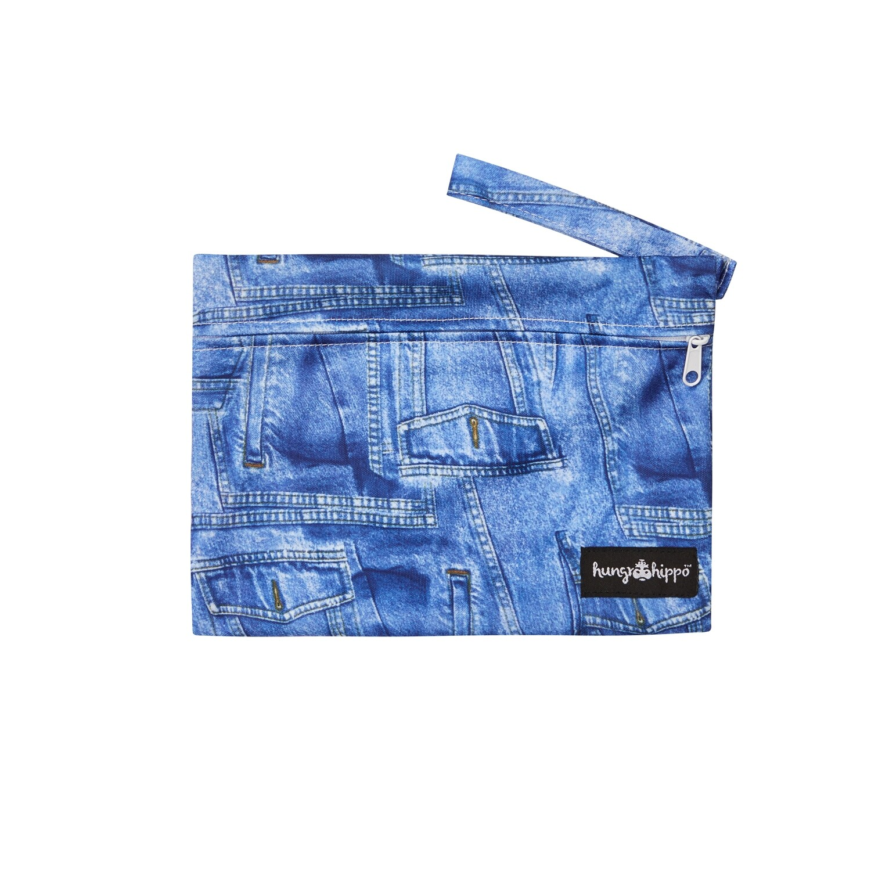 HungrHippo Waterproof Dry Bag in Blue