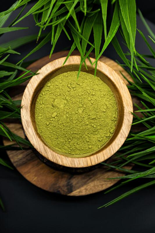 Green Maeng Da Kratom Powder Mitragyna Speciosa