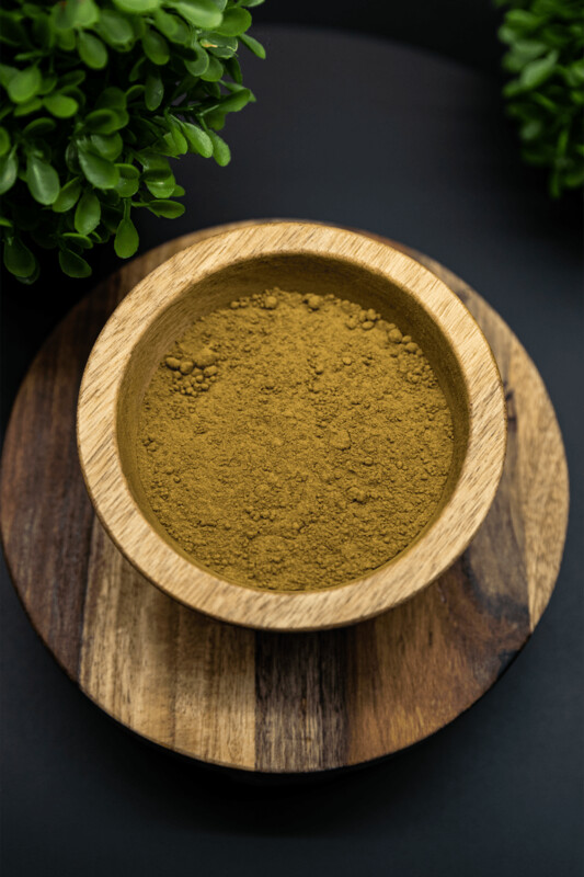 Dragon Blood Borneo Kratom Powder Mitragyna Speciosa