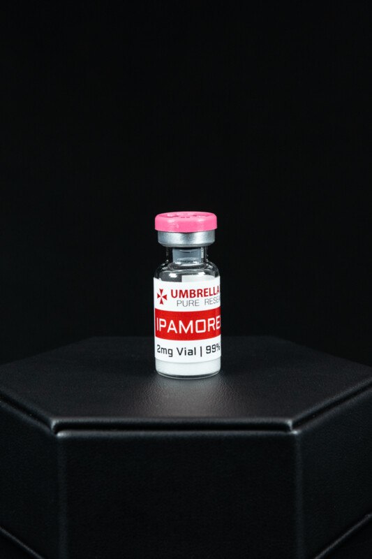 IPAMORELIN PEPTIDE 2MG VIAL