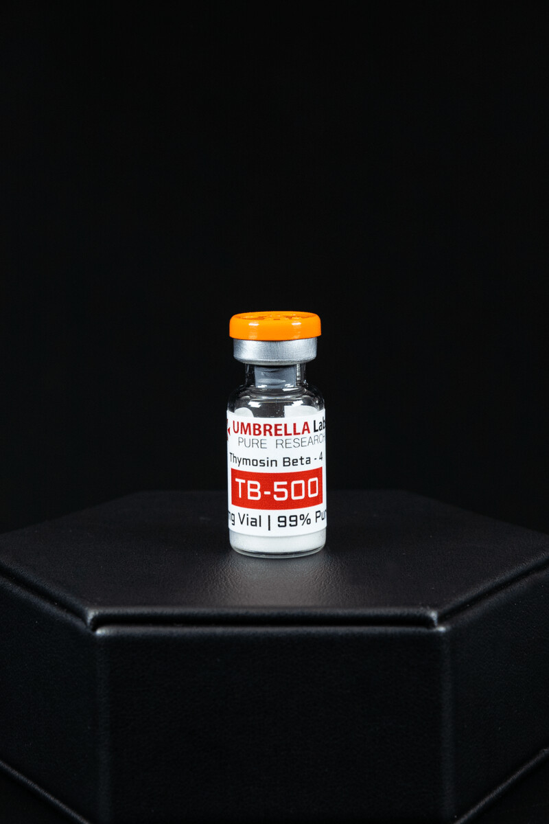 TB-500 THYMOSIN BETA-4 PEPTIDE 5MG VIAL