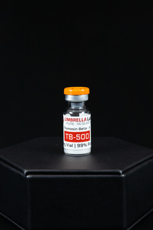 TB-500 THYMOSIN BETA-4 PEPTIDE 5MG VIAL