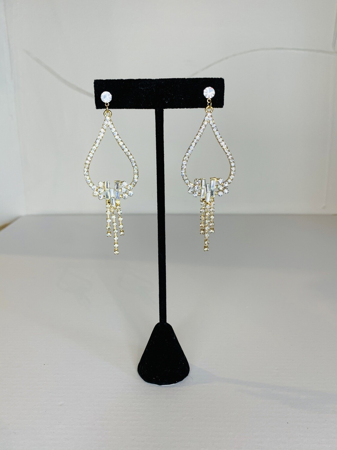 Pageant Earring