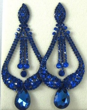 Pageant Earring 050613-10