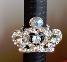 Crown Ring (Stretch)