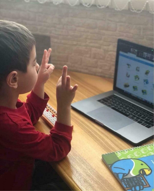 Онлайн-занятия с педагогом по ментальной арифметике
