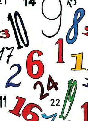 39 задания для школьников на лето (PDF)